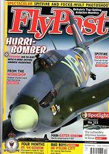 Flypast 2013 December Heinkel He111,F-107,Fw190,Hurricane