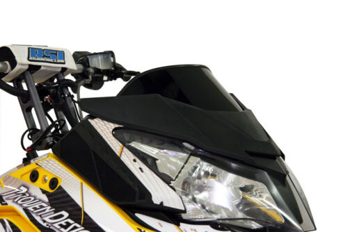2013 Ski-Doo XRS 600//800 TNT PDP Snowmobile Windshield /_ SMOKE XM XS WINDSHIELD