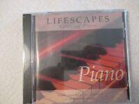 Lifescapes, Relaxing Piano (1996 Arkou Studio) Cd -