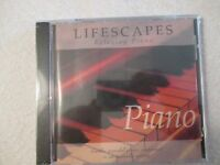 Lifescapes, Relaxing Piano (1996 Arkou Studio) Cd -