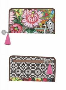 Portefeuille Wallet Hp1305 Happiness Marron Vert xQrtdshC