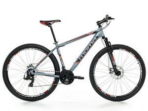 "VTT 29"" Mountainbike ALUMINIUM SHIMANO 24V, 2xDISQUE, SUSPENSION"