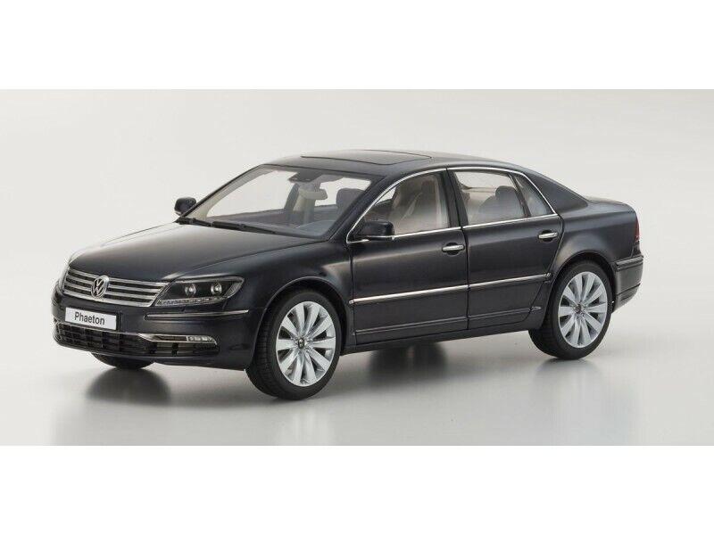 Kyosho 1 18 Volkswagen Phaeton Mazeppa gris modellino