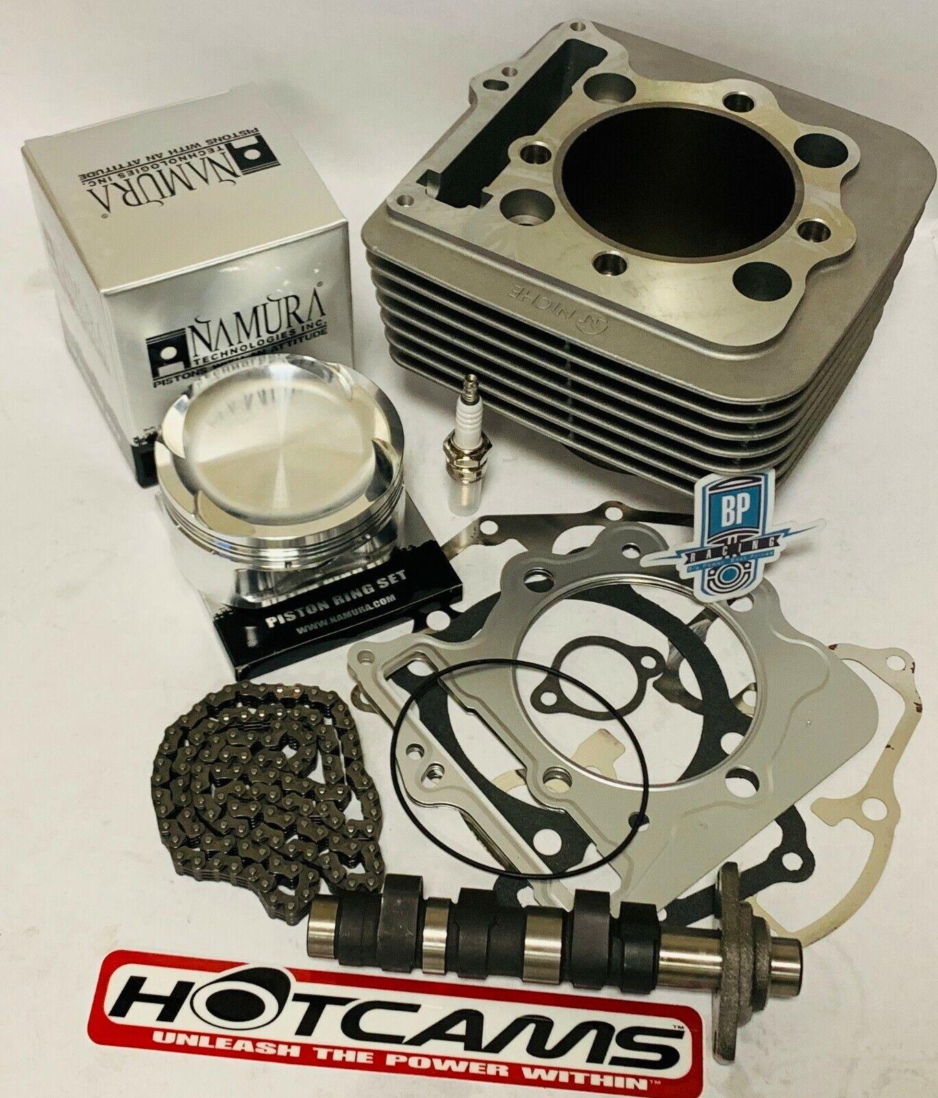 Bore Namura Top End Rebuild Kit Honda TRX420FE//FM//TE//TM 2007-08 86.48mm Std