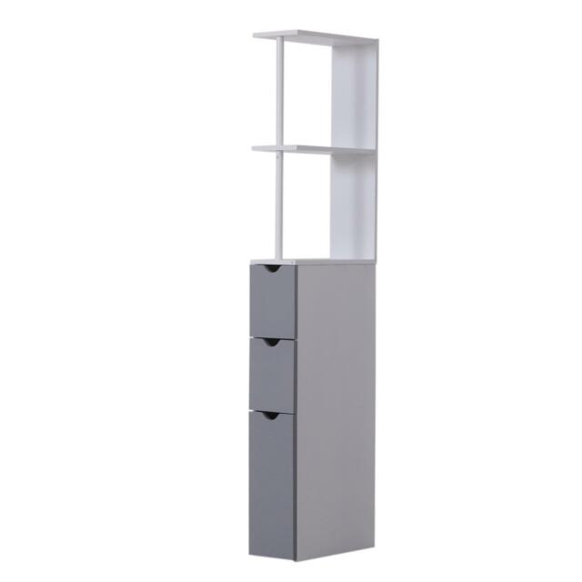 Manhattan Bathroom Unit Slimline