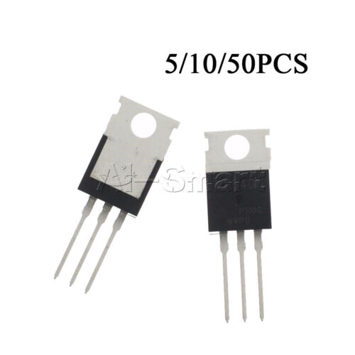 5//10//50 PCS IRF540 IRF540N IC TO-220 N-Channel 33A 100V Power MOSFET IC
