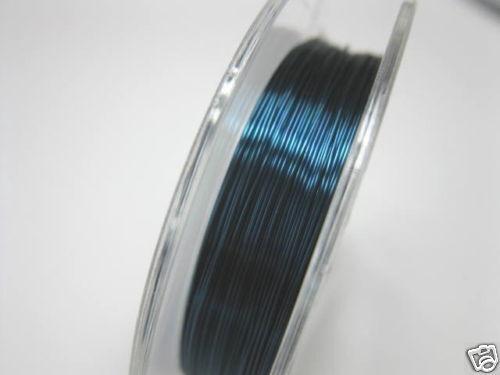 VERNICE filo modellierdraht BLU 10m//0,3mm 5866 perle