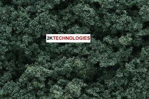 Provided Woodland Scenics Fc59 Vert Foncé Bush Ou Arbuste Feuillage Clusters 832cm3 T48 Factory Direct Selling Price Oo Scale