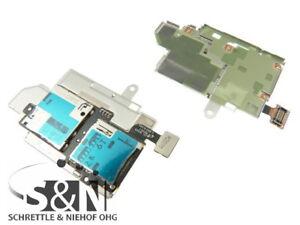 Samsung-Galaxy-S3-LTE-i9305-Sim-Slot-Reader-Leser-microSD-Kontakte