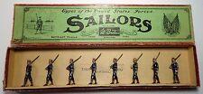 Britains Pre War Set #230 US Sailors in Blue w/ Box