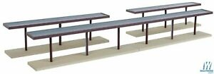 Walthers-Cornerstone-933-4099-HO-scale-SUBURBAN-STATION-PLATFORMS