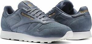 c3ef64e01930 Reebok Classic Leather ALR Mens Running Training Shoes Asteroid Dust ...