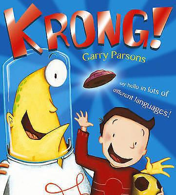 Parsons, Garry, Krong!, Very Good Book