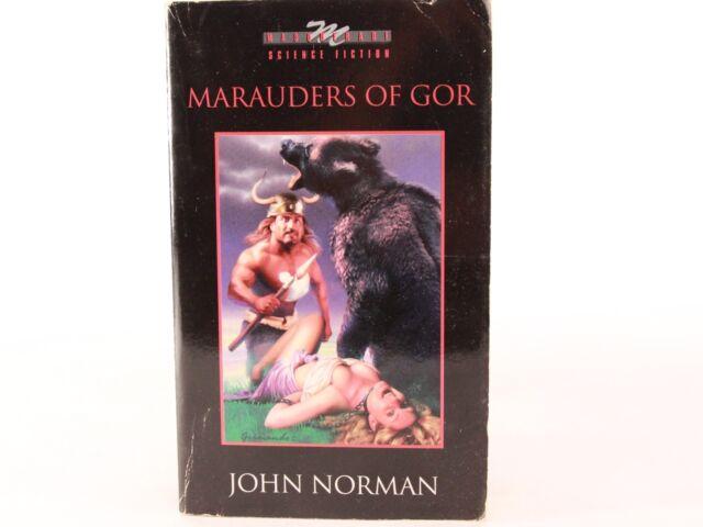 GOOD! Marauders of Gor by John Norman. 1998 1st Print Paperback
