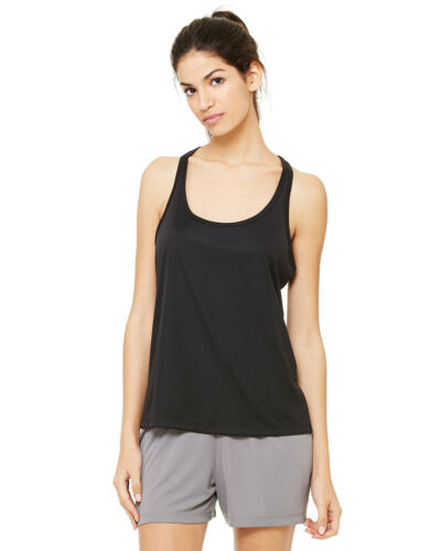 All Sport Ladies Junior Fit Performance Racerback Tank Top W2079