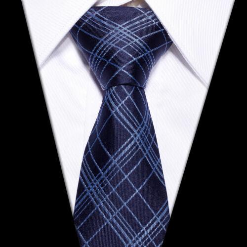 Mens Jacquard Skinny Slim Necktie Tie Hanky Pocket Square Handkerchief Set