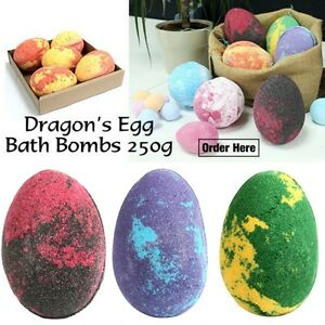 Marvelous Image Is Loading Dragon 039 S Egg Bath Bomb 250g Huge