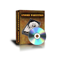 partition editor for graphically managing your hard disk Windows XP, Vista, 7, 8