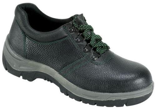 S2 seguridad semi zapato seguridad zapato zapatos de trabajo negro