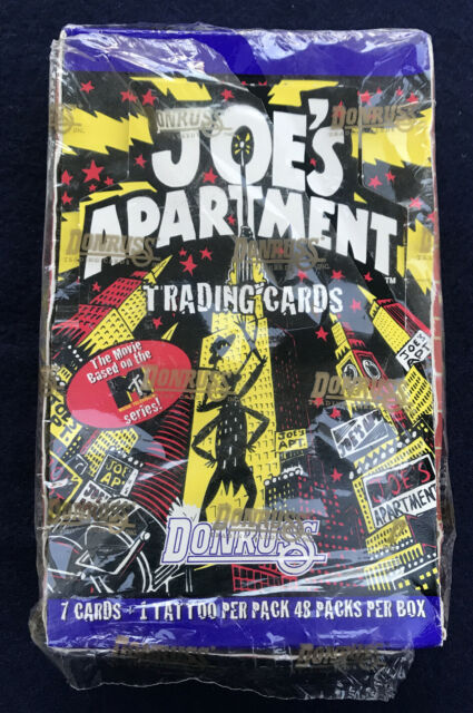 Joe's Apartment Donruss Trading Cards 1996 Jerry O'Connell ...