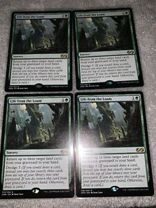 MTG Life from the Loam x1 Magic the Gathering Ultimate Masters