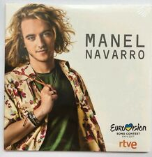 "SPAIN  EUROVISION 2017 ENTRY MANEL NAVARRO "" DO IT FOR YOUR LOVER "" PROMO CD"