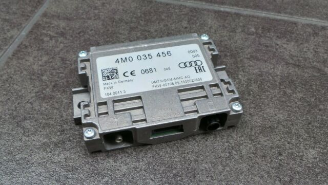 Audi Q2 Q7 4M Q5 Fy A4 8W A5 F5 Antenna Booster Amplifier 132km 4M0035456