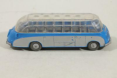 1166 Tipo 2a Wiking Setra-bus 1956 - 1968/azzurro Cielo-mostra Il Titolo Originale Vincere Elogi Calorosi Dai Clienti