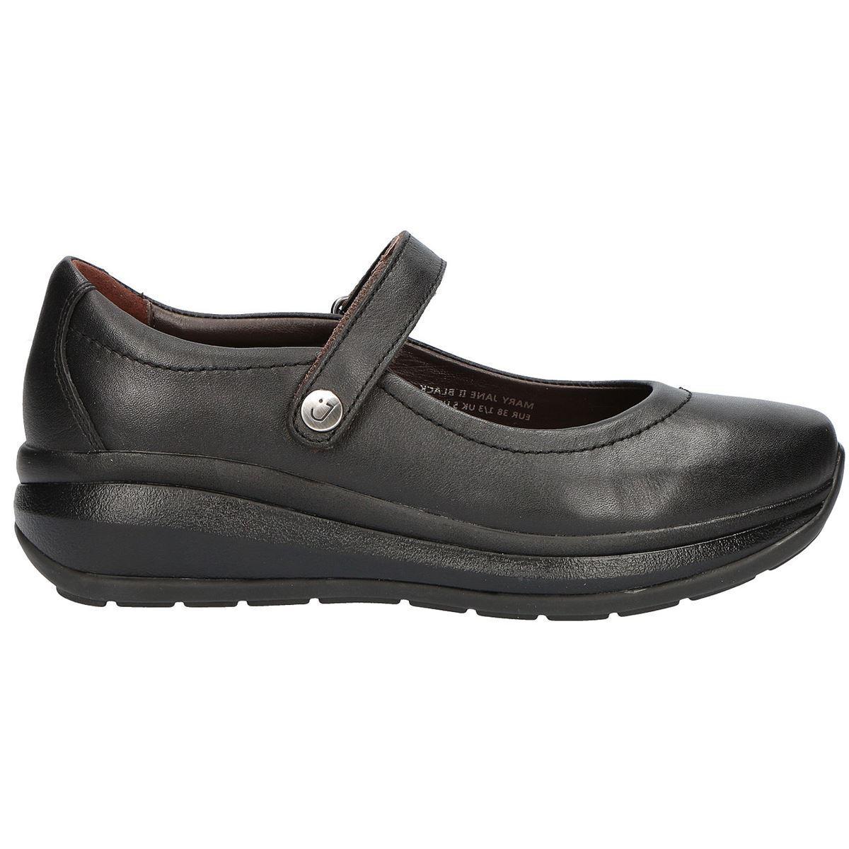Joya Mary Jane 2 Black Womens Comfort Mary Jane Sandals All Sizes