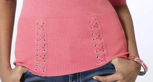 Lacets Top L Robe Saumon 10 Rose Robe À 16 New De 14 Cache 12 Xl Aqfn0