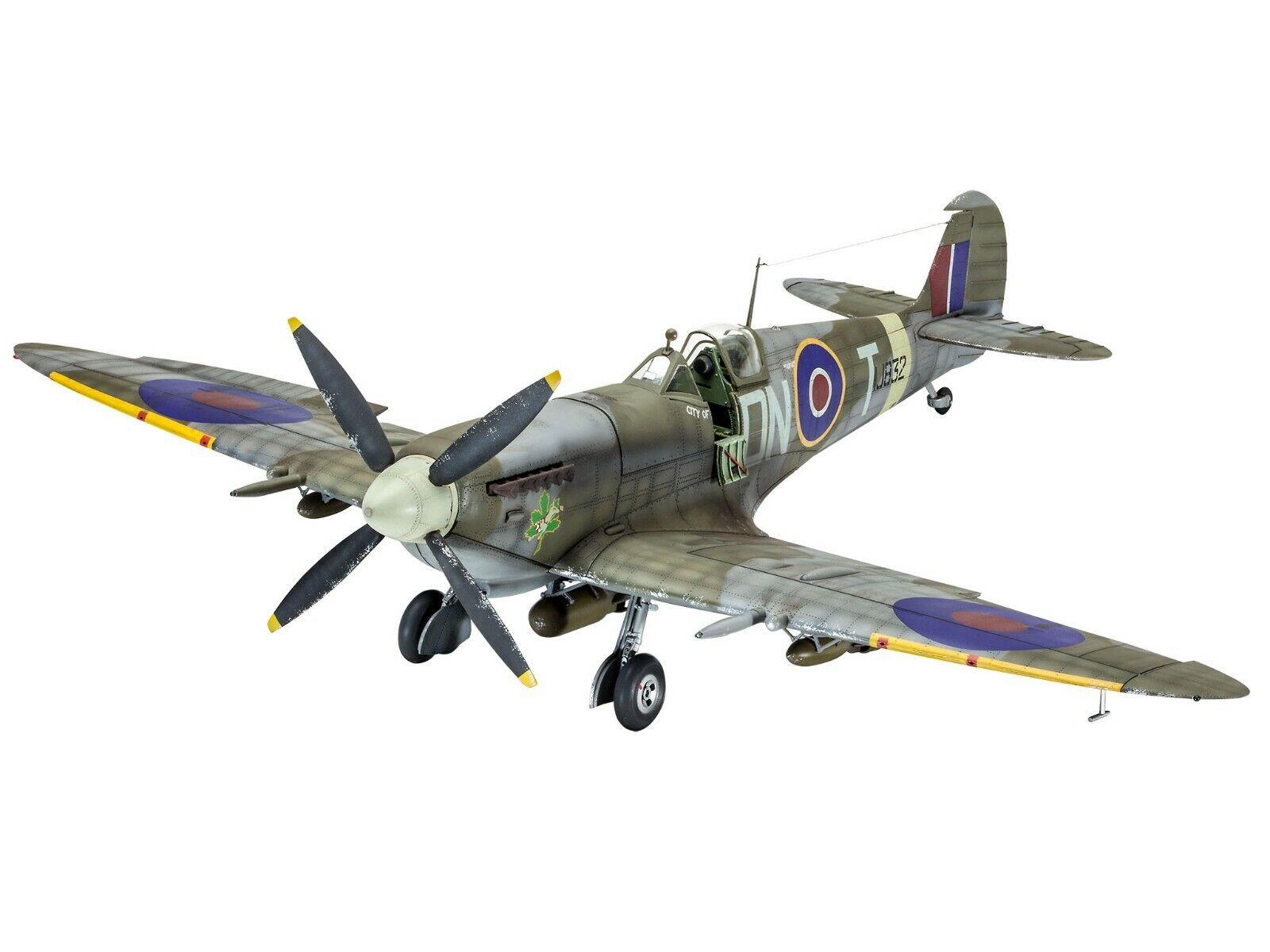 excelentes precios Revell 03927 - súpermarine Spitfire Mk.ixc Kit Kit Kit Aviones Escala 1 32 - T48 Post  ahorra 50% -75% de descuento