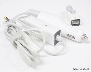 Car-air-Adaptador-de-CC-para-Asus-Vivobook-x550ca-x550cc-x551ca-x551ma-65w-19v-3-42-a