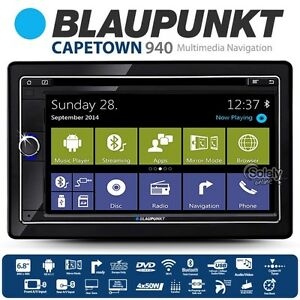 blaupunkt cape town 940 android os double din car stereo. Black Bedroom Furniture Sets. Home Design Ideas
