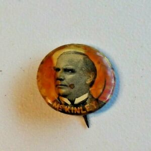 Vintage-William-McKinley-Political-Pinback-Button-Sweet-Caporal-Cigarettes-6476