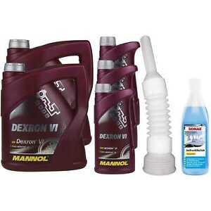 11L-mannol-Olio-per-Ingranaggi-Dexron-VI-Gear-Cambio-Automatico-Incl