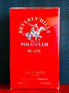 POLO-CLUB-BLAZE-FOR-MEN-de-Giorgio-Beverly-Hills-100ml-ORIGINAL