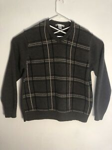 Geoffeey-Been-Sweater-XL-Brown