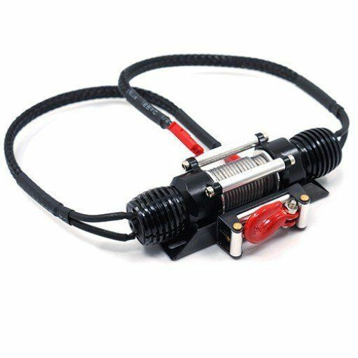 ACCESSORI ACCESSORI ACCESSORI autoROZZERIA Scale strumento HD acciaio doppio verricello motore completo per 1 8 & c1ec05
