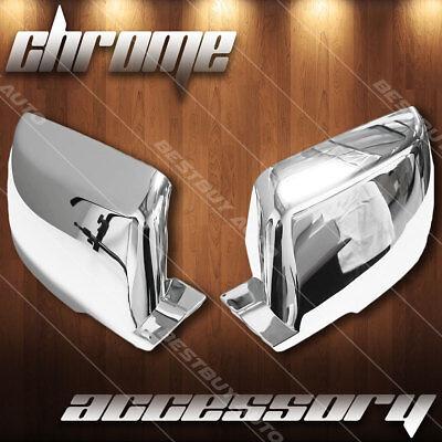 For 2014-2018 Cadillac Escalade ESV  Chrome Full Mirror Cover