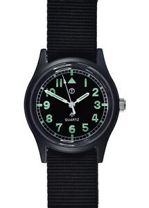 Military-Industries-Covert-Black-General-Service-Watch-European-Pattern-Dial