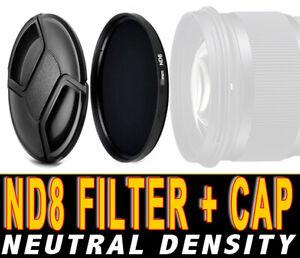 vhbw Parasole Metallo Universale 58mm nero per Fujifilm