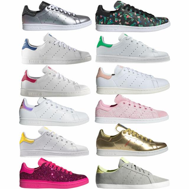Adidas Original Stan Smith Baskets Femmes Chaussures de Sport Basses