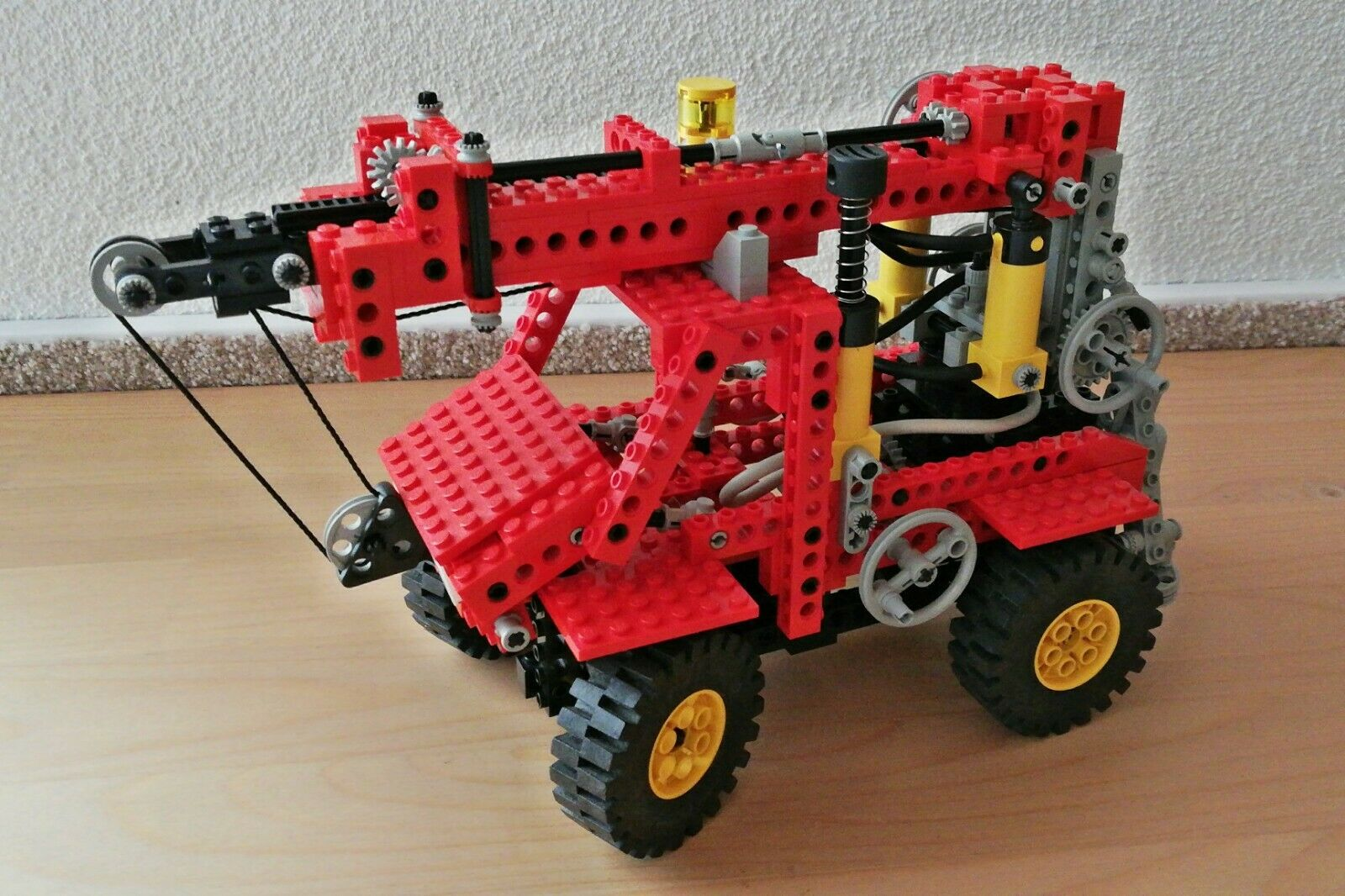 LEGO Technic 8854 Power Crane mit OBA