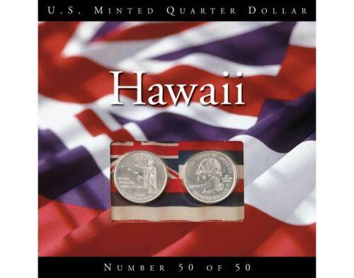Hawaii Quarter Collection
