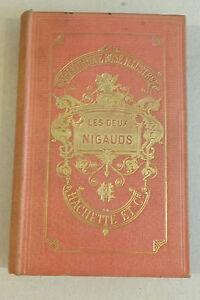 Les-Deux-Nigauds-La-Comtesse-de-Segur-Bibliotheque-Rose-illustre-par-Castelli