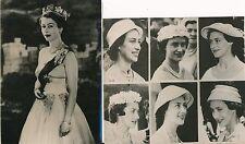 Reine Élisabeth II 1953 -1957 - 30 Photos Monarchie Voyage Londres - LPR 2