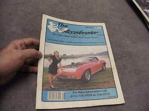 12 13 93 The Accelerator Buy Sell Swap Vehicle Magazine For Chattanooga Era Ebay