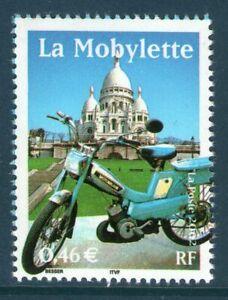 Détails sur LA MOBYLETTE MOTO PEUGEOT 103 STAMP TIMBRE FRANCE NEUF Yt 3472  ** MNH A1