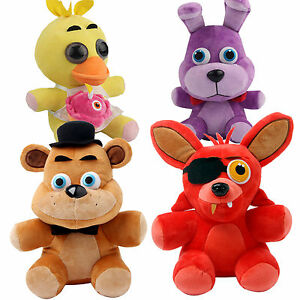 About fnaf five nights at freddy s plushie toys 10 quot plush bear