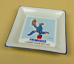 Cendrier Publicitaire Primagaz D'après Savignac Porcelaine Philippe Deshoulières Ndwydned-08003537-524445737
